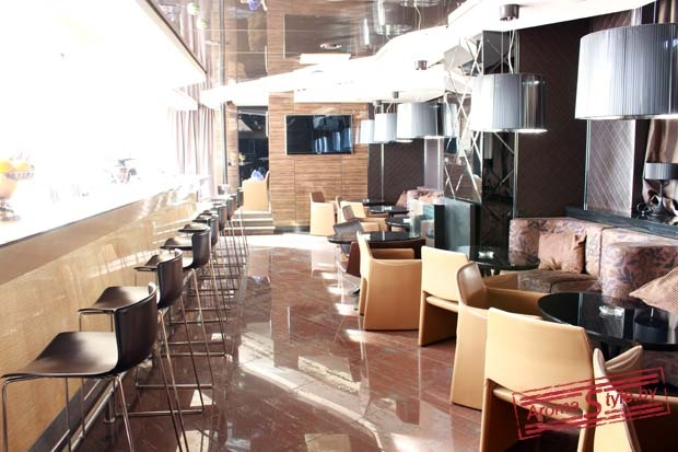 Ароматизация кафе и ресторанов