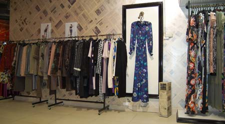 Ароматизация магазина одежды