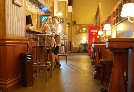 Ароматизация ресторана